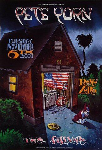 Pete Yorn Poster