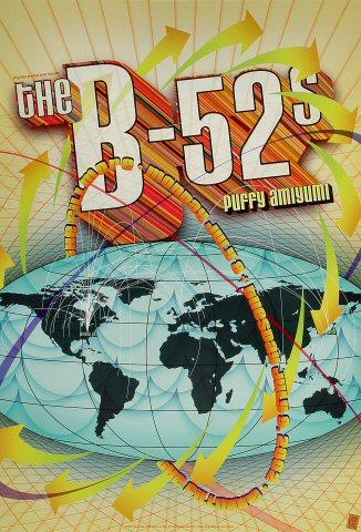 The B-52'sPoster