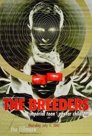 The Breeders Poster