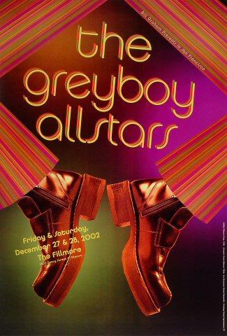 Greyboy AllstarsPoster