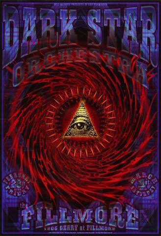 Dark Star Orchestra Poster