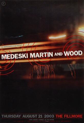 Medeski Martin & WoodPoster
