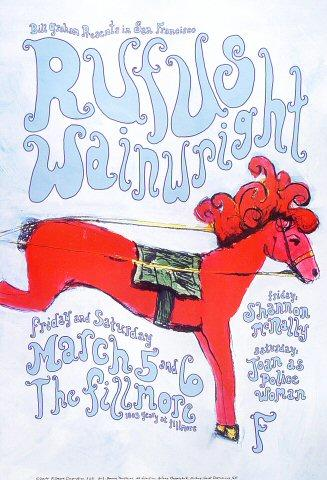 Rufus Wainwright Poster