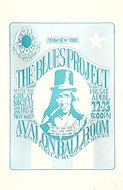 The Blues Project Handbill
