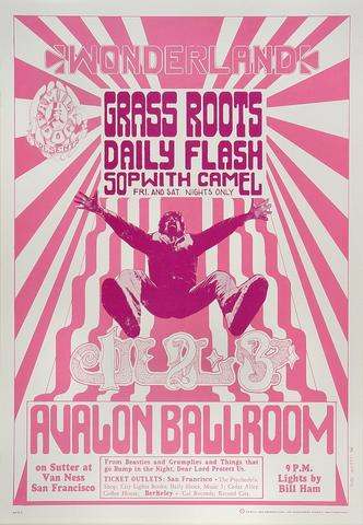 The Grass Roots Poster