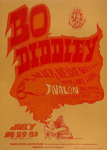 Bo DiddleyPoster