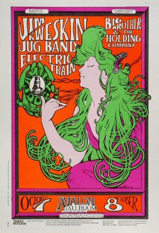 Jim Kweskin Jug BandPoster