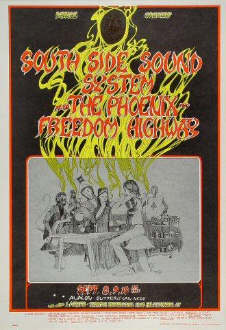 The Southside Sound System Poster