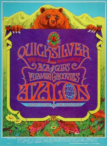 Quicksilver Messenger ServicePoster