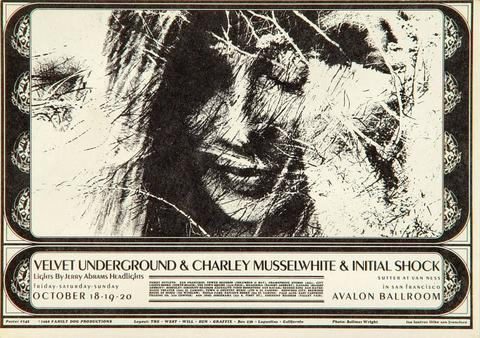 The Velvet UndergroundPostcard