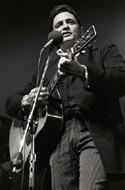 Johnny CashPremium Vintage Print