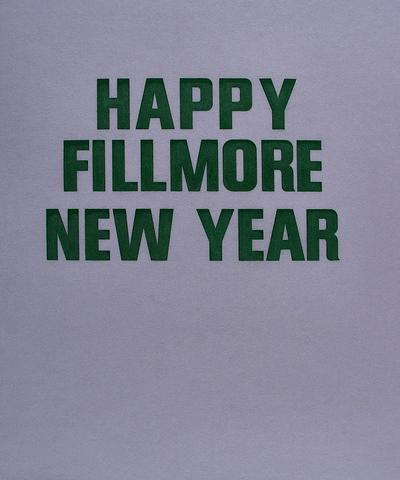 Happy Fillmore New Year Pelon