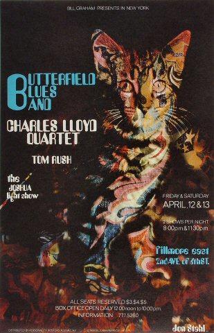 The Paul Butterfield Blues BandPoster