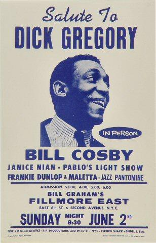 Bill Cosby Handbill