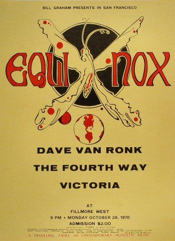 Dave Van RonkPoster