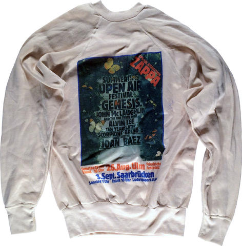 Summertime Open Air Festival Women's Vintage Sweatshirts