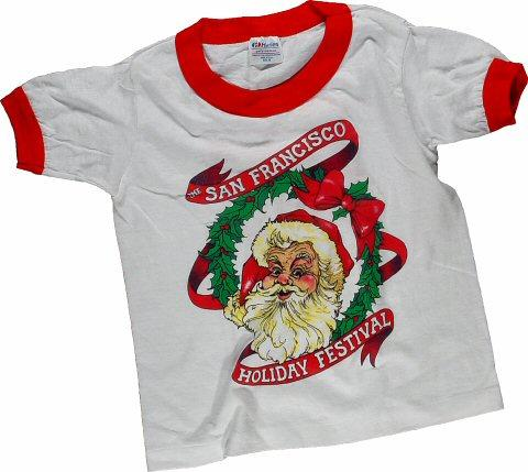 Holiday Festival Kid's Vintage T-Shirt