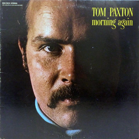 "Tom Paxton Vinyl 12"" (Used)"