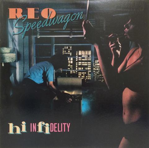 REO SpeedwagonVinyl (Used)