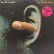 Paul Butterfield Vinyl