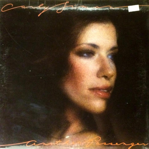 Carly Simon Vinyl