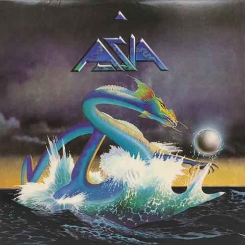 "Asia Vinyl 12"" (Used)"