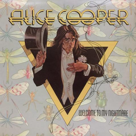 """Alice Cooper Vinyl 12"""" (Used)"""