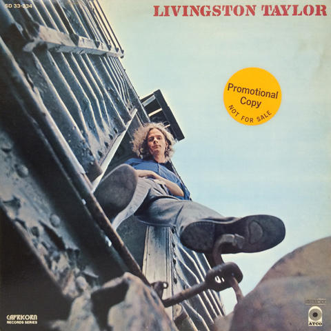 Livingston Taylor Vinyl (Used)