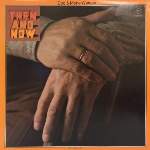 "Doc Watson Vinyl 12"" (Used)"