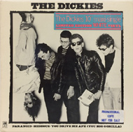 The Dickies Vinyl