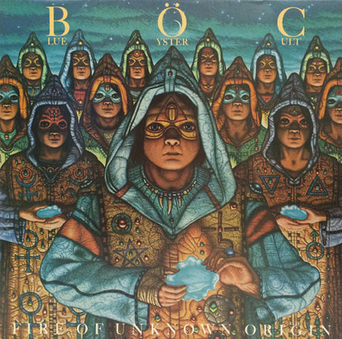 "Blue Oyster Cult Vinyl 12"" (Used)"