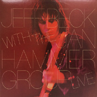 "Jeff Beck Vinyl 12"" (Used)"