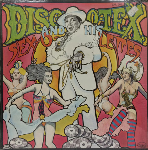 Disco-Tex and the Sex-O-Lettes Vinyl