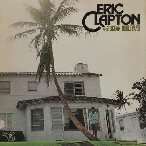 """Eric Clapton Vinyl 12"""" (Used)"""