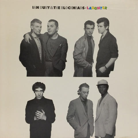 "Ian Dury & The Blockheads Vinyl 12"" (Used)"