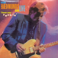 """The Dave Edmunds Band Vinyl 12"""" (Used)"""