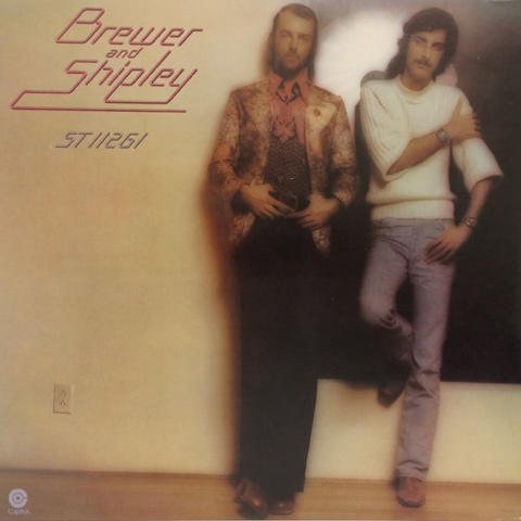 """Brewer and Shipley Vinyl 12"""" (Used)"""