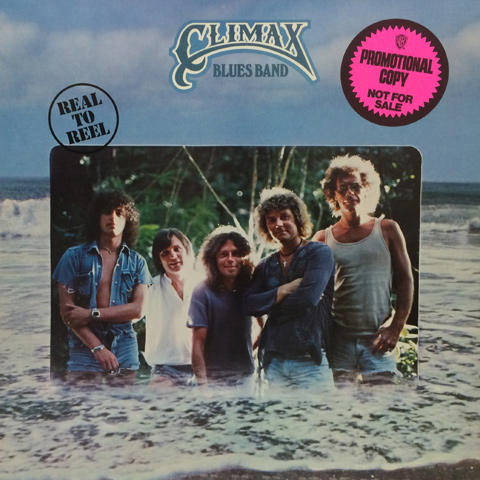 Climax Blues Band Vinyl (Used)