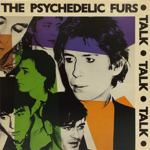 "The Psychedelic Furs Vinyl 12"" (Used)"