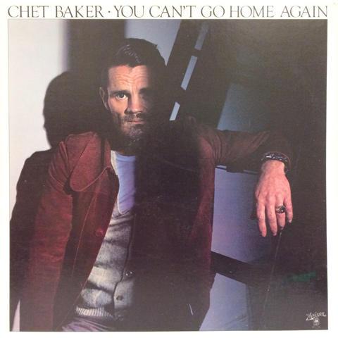 """Chet Baker Vinyl 12"""" (Used)"""
