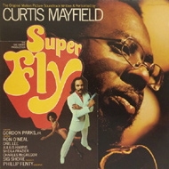 Curtis Mayfield Vinyl (Used)