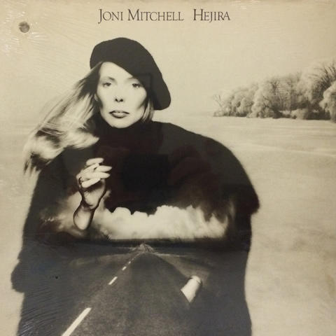 "Joni Mitchell Vinyl 12"" (Used)"