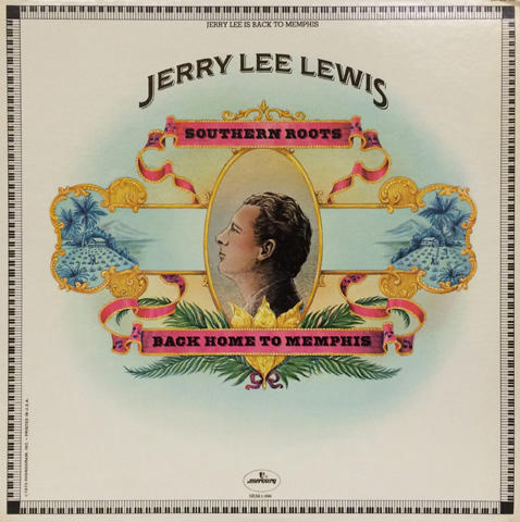 Jerry Lee Lewis Vinyl (Used)