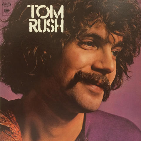 "Tom Rush Vinyl 12"" (Used)"