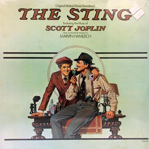 "Scott Joplin Vinyl 12"" (New)"