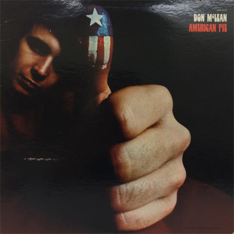 "Don McLean Vinyl 12"" (Used)"