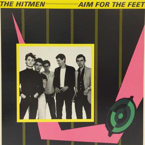 "The Hitmen Vinyl 12"" (Used)"