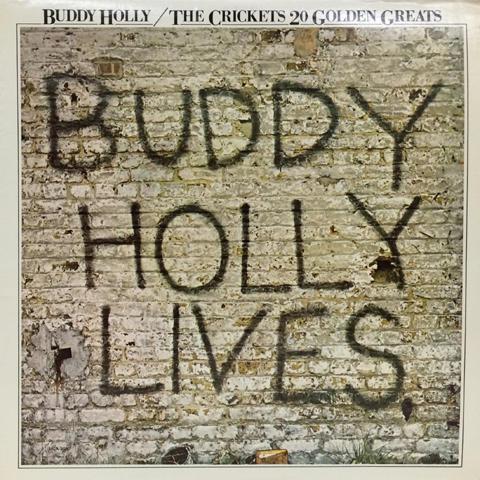 Buddy HollyVinyl (Used)