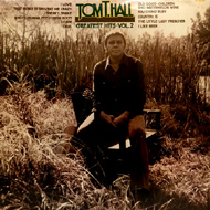"Tom T. Hall Vinyl 12"" (New)"