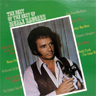 "Merle Haggard Vinyl 12"" (Used)"